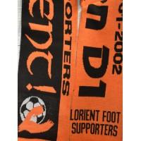 Echarpe FC LORIENT Supporter saison 98-99 & 2001-2002 en D1