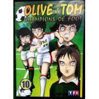 DVD OLIVE ET TOM CHAMPIONS DE FOOT N°10 Episodes 57 à 62