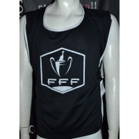 Dossard Chasuble officiel FFF coupe de France