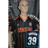Maillot CHELSEA N°39 ANELKA enfant taille 14ans adidas (ME472)