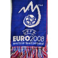 Echarpe FRANCE EURO UEFA 2008 Austria - Switzerland
