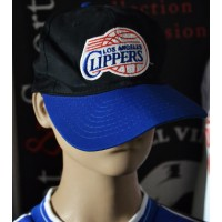 Casquette Ancienne LOS ANGELES CLIPPERS Taille Adulte NBA
