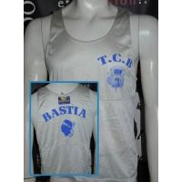 Debardeur Sportif T.C.B BASTIA Taille S