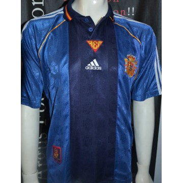 classic delicate colors incredible prices Maillot ESPAGNE ancien adidas taille M