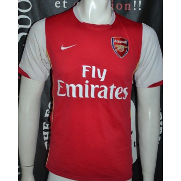Maillot ARSENAL GUNNERS NIKE Taille S Fly emirates