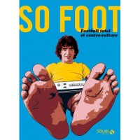 "Le livre So Foot - ""Football total et contre-culture"" 192 pages"