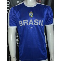 Maillot BRASIL bleu taille S Nike CBF 4 etoiles