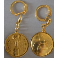 Porte clef COUPE DU MONDE 1966 rare collector