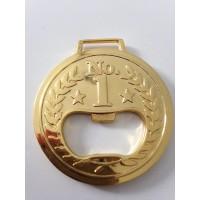 Medaille / Decapsuleur Champion N°1 de la biere