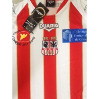 Maillot ACA Ajaccio Neuf Duarig 100ans taille L