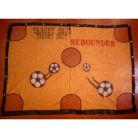 Filet FOOTBALL REBOUNDER pour tirs aux buts TARGET SHOOT