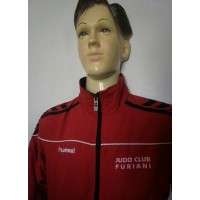 Veste Jogging Enfant HUMMEL JUDO CLUB FURIANI taille 10ans