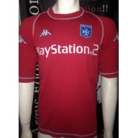 Maillot AJ AUXERRE kappa taille XL rouge