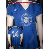 Maillot LIGUE CORSE DE FOOTBALL porté N°14 PUMA