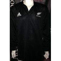 Maillot ADIDAS Officiel ALL BLACKS Taille XXL (Manches longues)