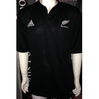 Maillot ADIDAS Officiel ALL BLACKS Taille XXL (Manches courtes)