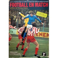 Ancien ALBUM FOOTBALL EN ACTION 1973 complet Vignettes