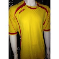 Maillot eldera taille XL jaune/rouge occasion