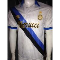 Maillot ancien INTER DE MILAN UMBRO taille M Fiorucci vintage