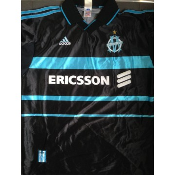 Maillot Occasion OM ERICSSON Taille L ADIDAS climalite