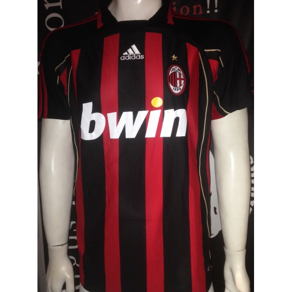 2bafa444d72 Maillot Milan Adidas Ac Foot Rossoneri M Sports amp  Taille Argus Bwin  5q5OwrE