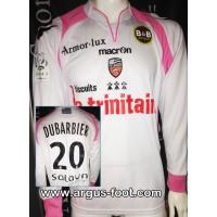 Maillot FC LORIENT porté DUBARBI N°20 LFP Officiel LIGUE 1