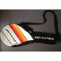 Housse de raquette de tennis JOHN McENROE DUNLOP