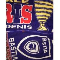 Echarpe SCB BASTIA PARIS PSG LA FINALE Coupe de la ligue 2015