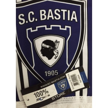 nouvelles promotions ramasser 50-70% de réduction Echarpe SCB Bastia neuve Boutique officielle SATIN