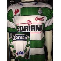 Maillot Club Santos Laguna taille XL Division 1 MEXIQUE