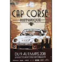 Affiche TOUR DE CORSE HISTORIQUE 2018