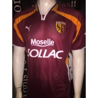 Maillot FC METZ Puma taille XXL sollac