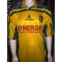 Maillot FCN NANTES taille XL le coq Sportig SYNERGIE