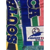 Echarpe SOUTH AFRICA BAFANA BAFANA coupe du monde France 98
