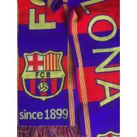 Echarpe FCB BARCELONE BARÇA Barcelona since 1899