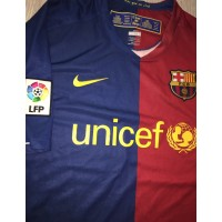 Maillot  El Cant del Barça Barcelone nike taille L