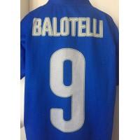 Maillot Enfant ITALIA taille 10ans BALOTELLI N°9 ME485