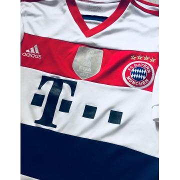 Maillot Bayern Munich Munchen N°5 BENATIA taille M