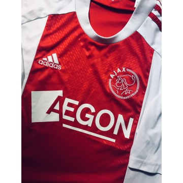 Maillot AJAX D'AMSTERDAM adidas taille XL AEGON