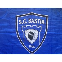 Drapeau SCB BASTIA saison L1 saison 2016-17