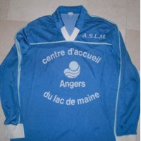Maillot Ancien AS Lac de Maines ANGERS N°3
