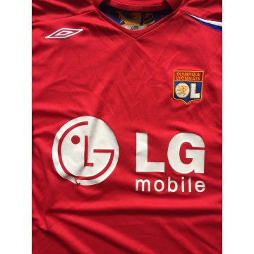 Maillot OL Olympique LYON Umbro taille XL