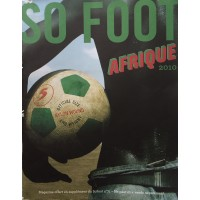 Magazine SO FOOT NUMERO 071 bis: AFRIQUE 2010