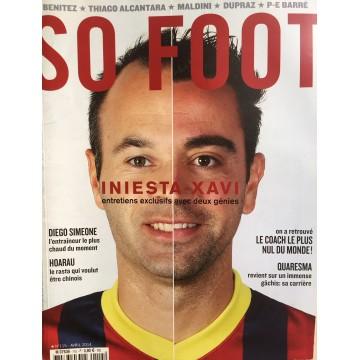 Magazine SO FOOT NUMERO 115 : AVRIL 2014