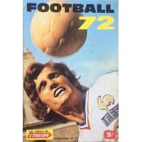 LIVRE FOOTBALL 72 les cahiers de l'Equipe N°43 Jacques Ferran 240 pages
