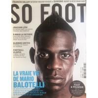 Magazine SO FOOT NUMERO 92 : DEC 2011 JANV 2012
