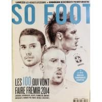 Magazine SO FOOT NUMERO 109 : SEPTEMBRE 2013