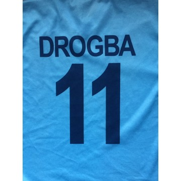 Maillot Replique OM MARSEILLE DROGBA N°11 taille S