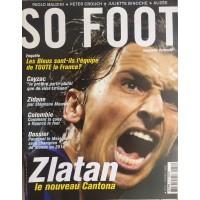 Magazine SO FOOT NUMERO 51 : FEVRIER 2008