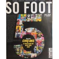 Magazine SO FOOT NUMERO 54 : PRINTEMPS 08